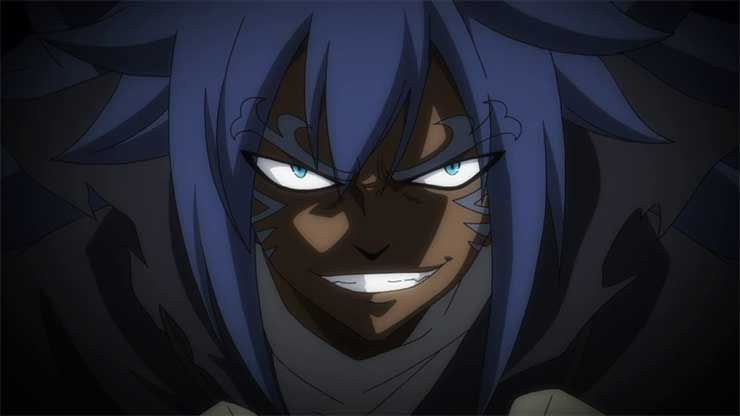 Top 5 Fastest Characters in Fairy Tail