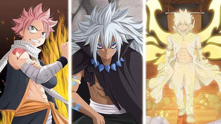 Top 5 Dream Fights in Fairy Tail