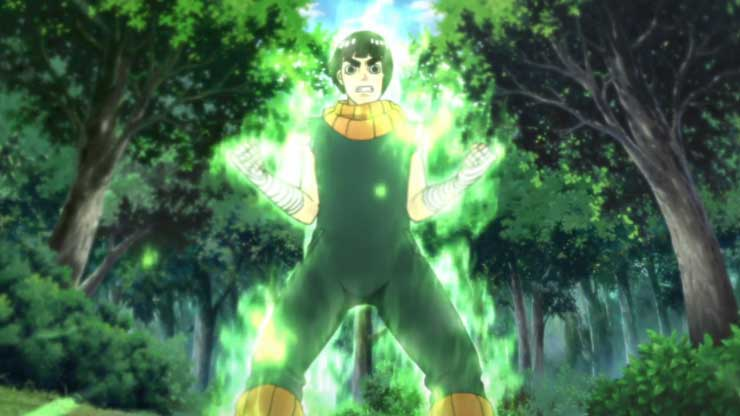 Top 10 Strongest Taijutsu Users in Naruto