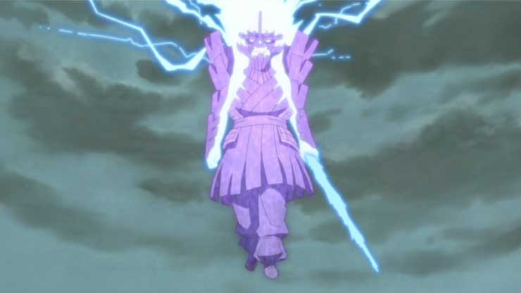 Top 7 Strongest Susanoo Users in Naruto
